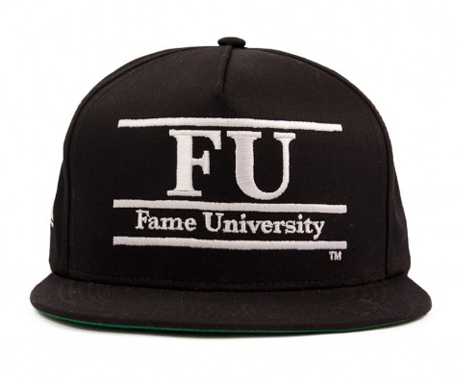 FU - Fame University (baseball hat)